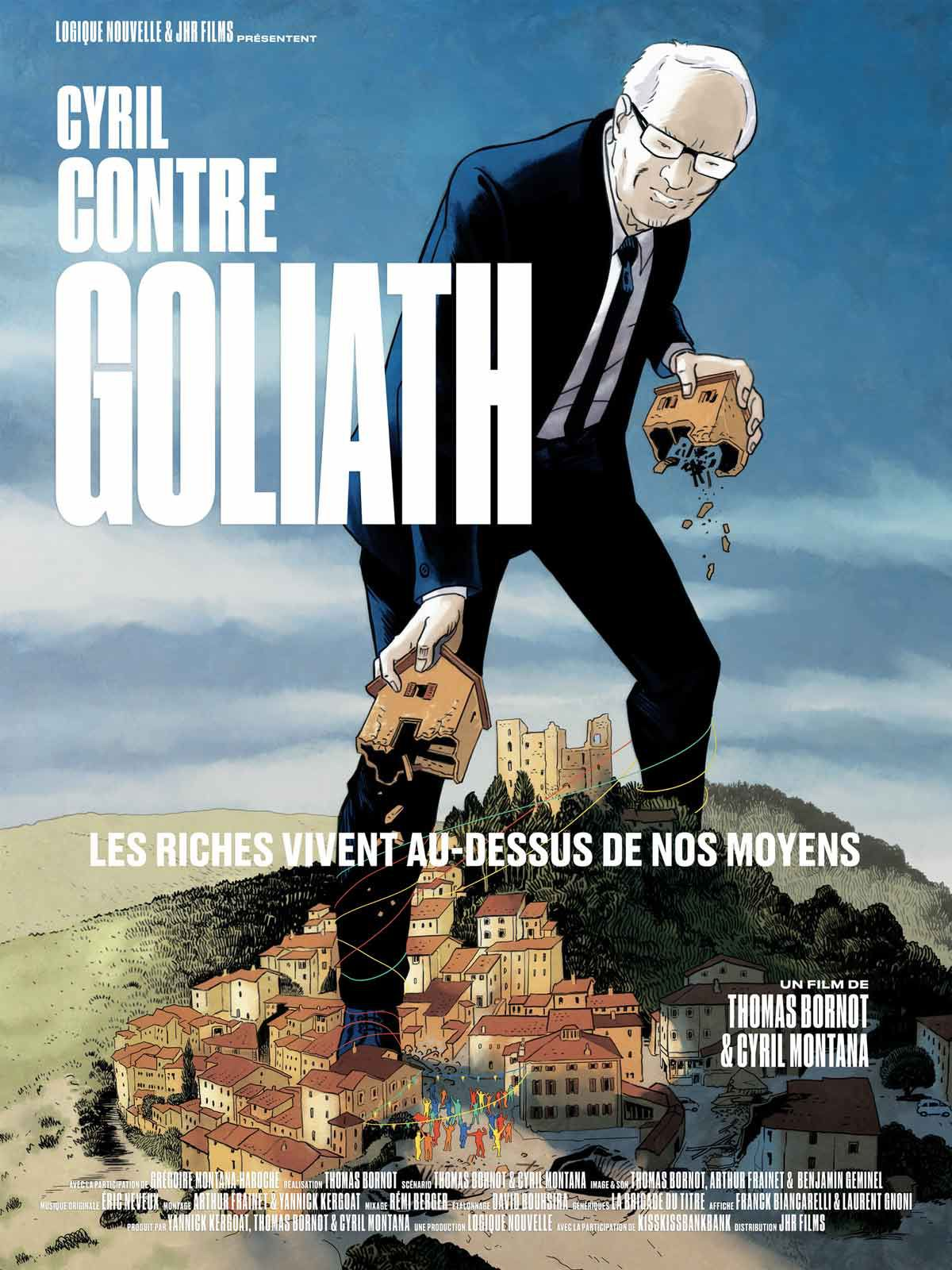 Cyril contre Goliath - Documentaire (2020) streaming VF gratuit complet
