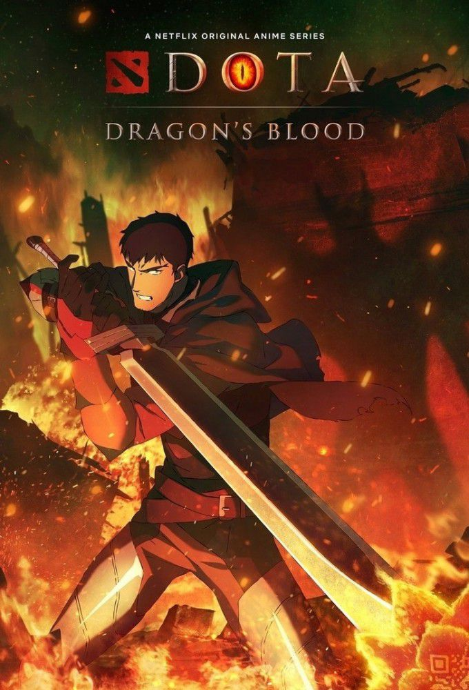 Voir Film DOTA: Dragon's Blood - Anime (2021) streaming VF gratuit complet