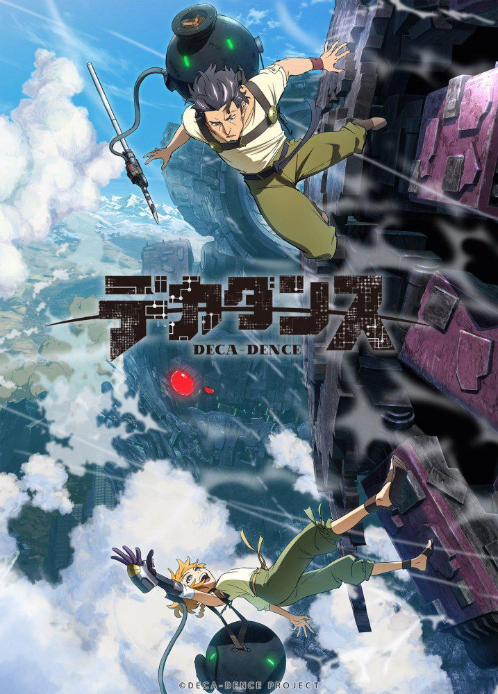 Deca-Dence - Anime (2020) streaming VF gratuit complet