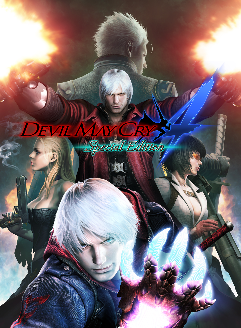 Devil May Cry 4 : Special Edition (2015)  - Jeu vidéo streaming VF gratuit complet
