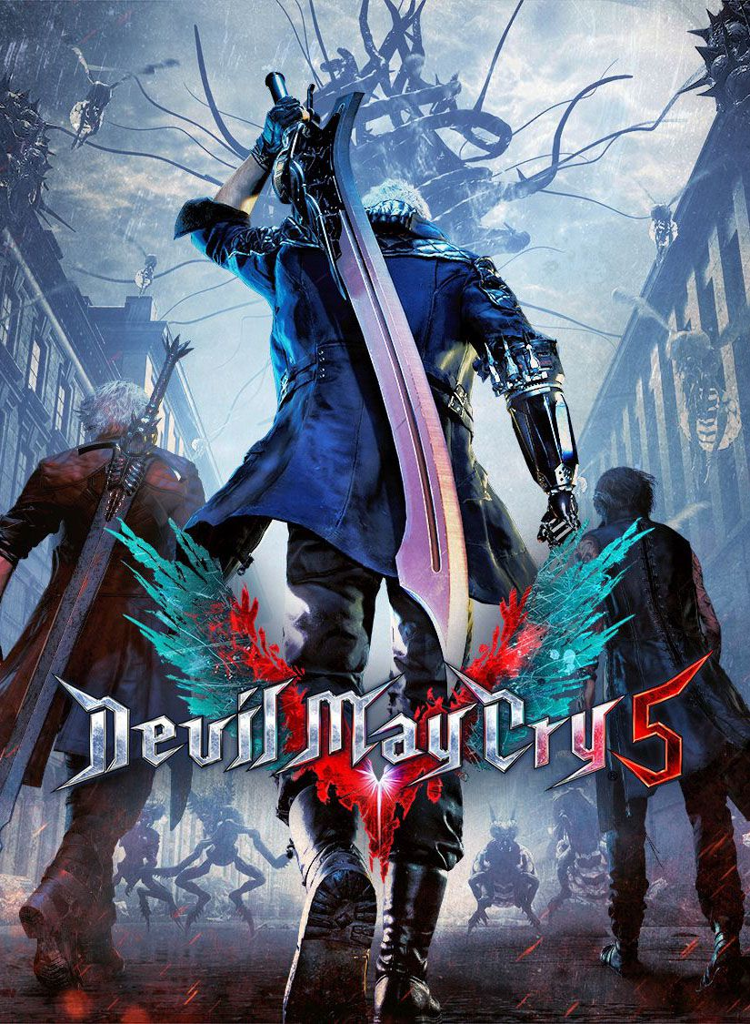 Devil May Cry 5 (2019)  - Jeu vidéo streaming VF gratuit complet