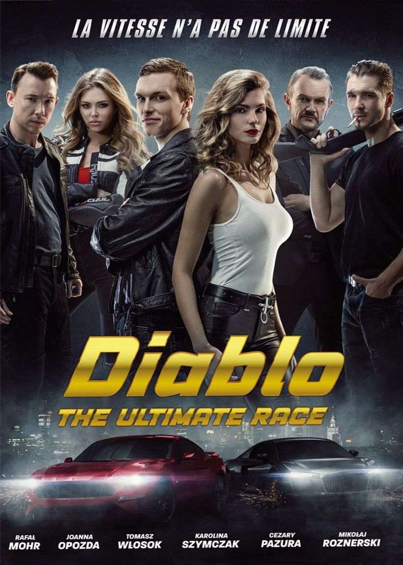 Voir Film Diablo : The Ultimate Race - Film (2021) streaming VF gratuit complet