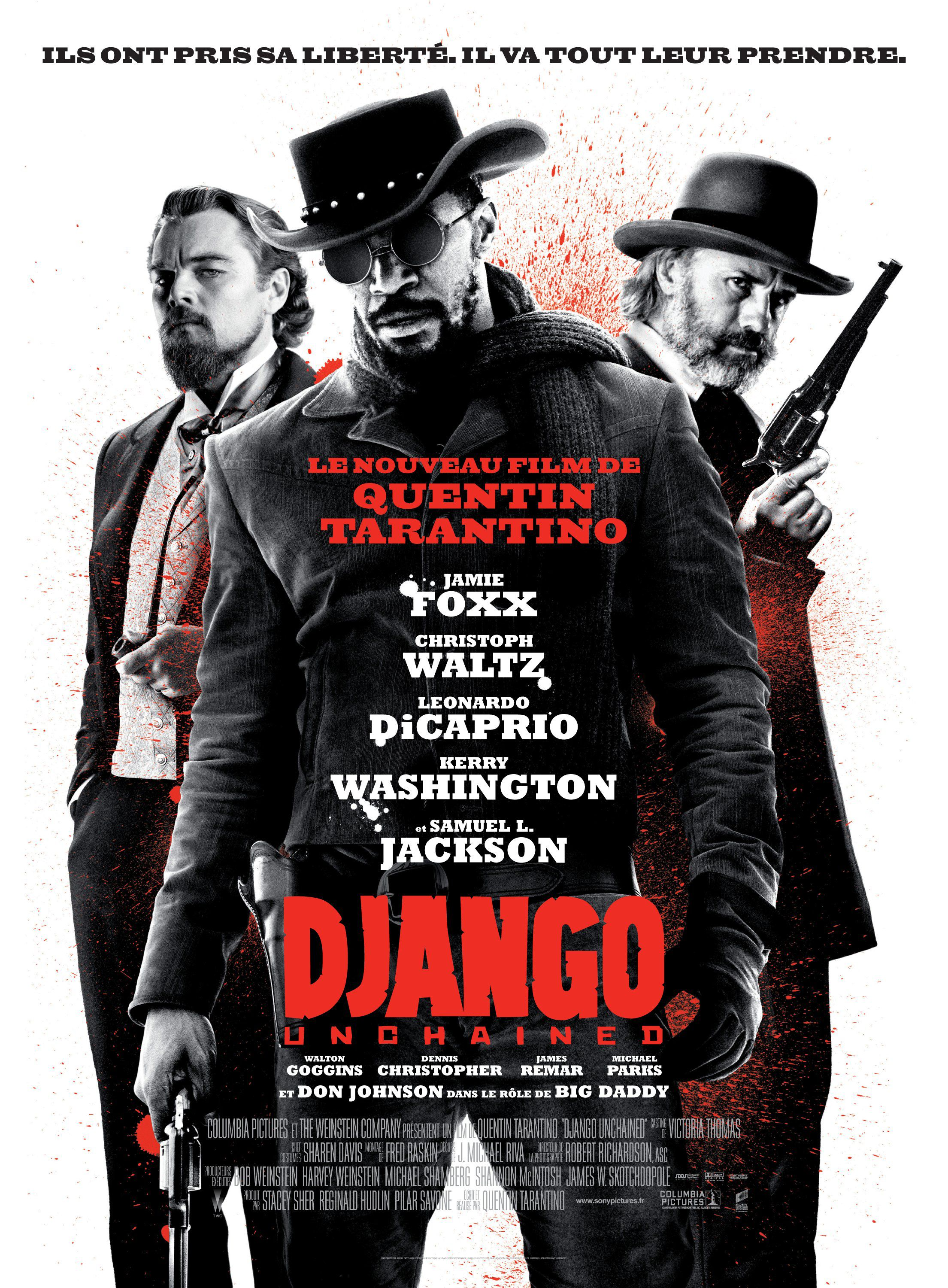 Django Unchained - Film (2012) streaming VF gratuit complet