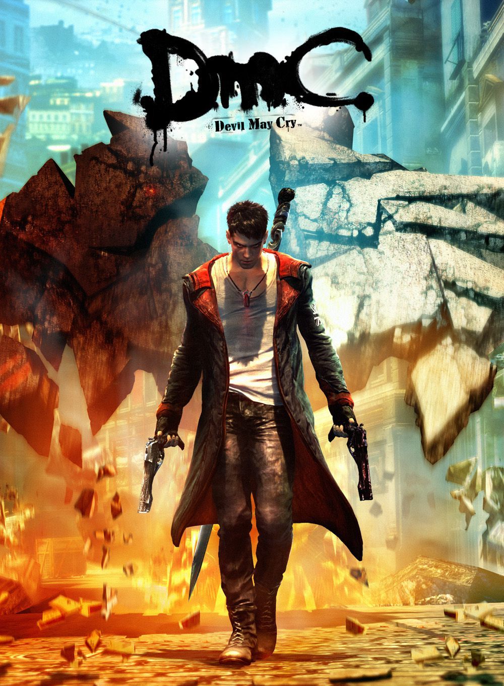 DmC : Devil May Cry (2013)  - Jeu vidéo streaming VF gratuit complet