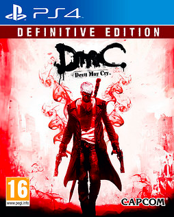 DmC Devil May Cry : Definitive Edition (2015)  - Jeu vidéo streaming VF gratuit complet