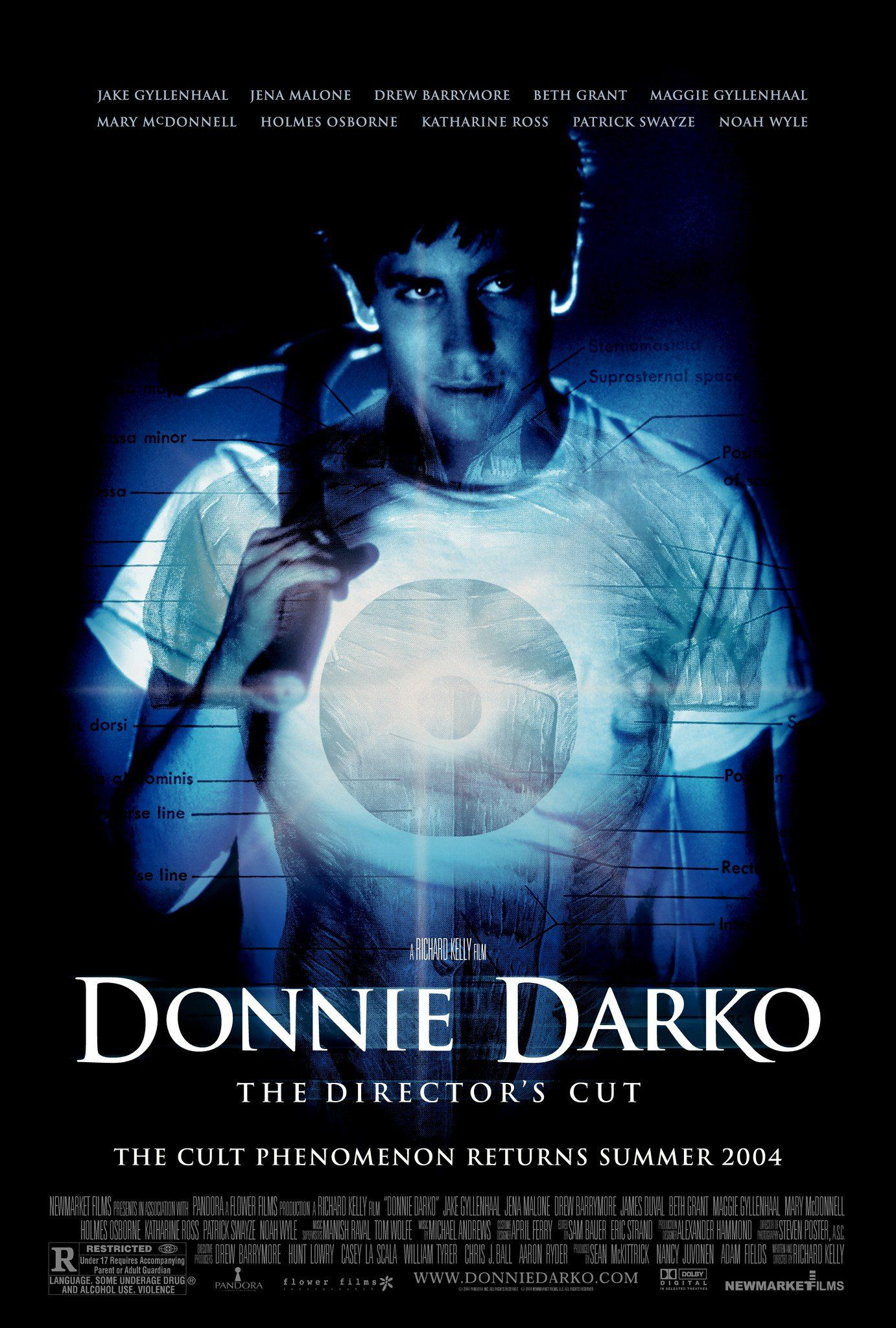 Donnie Darko - The Director's Cut - Film (2004) streaming VF gratuit complet