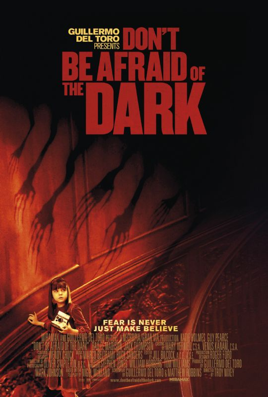 Don't Be Afraid of the Dark - Film (2010) streaming VF gratuit complet