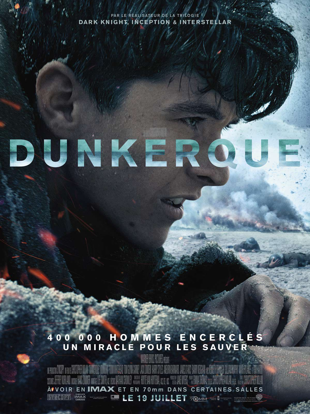 Dunkerque - Film (2017) streaming VF gratuit complet