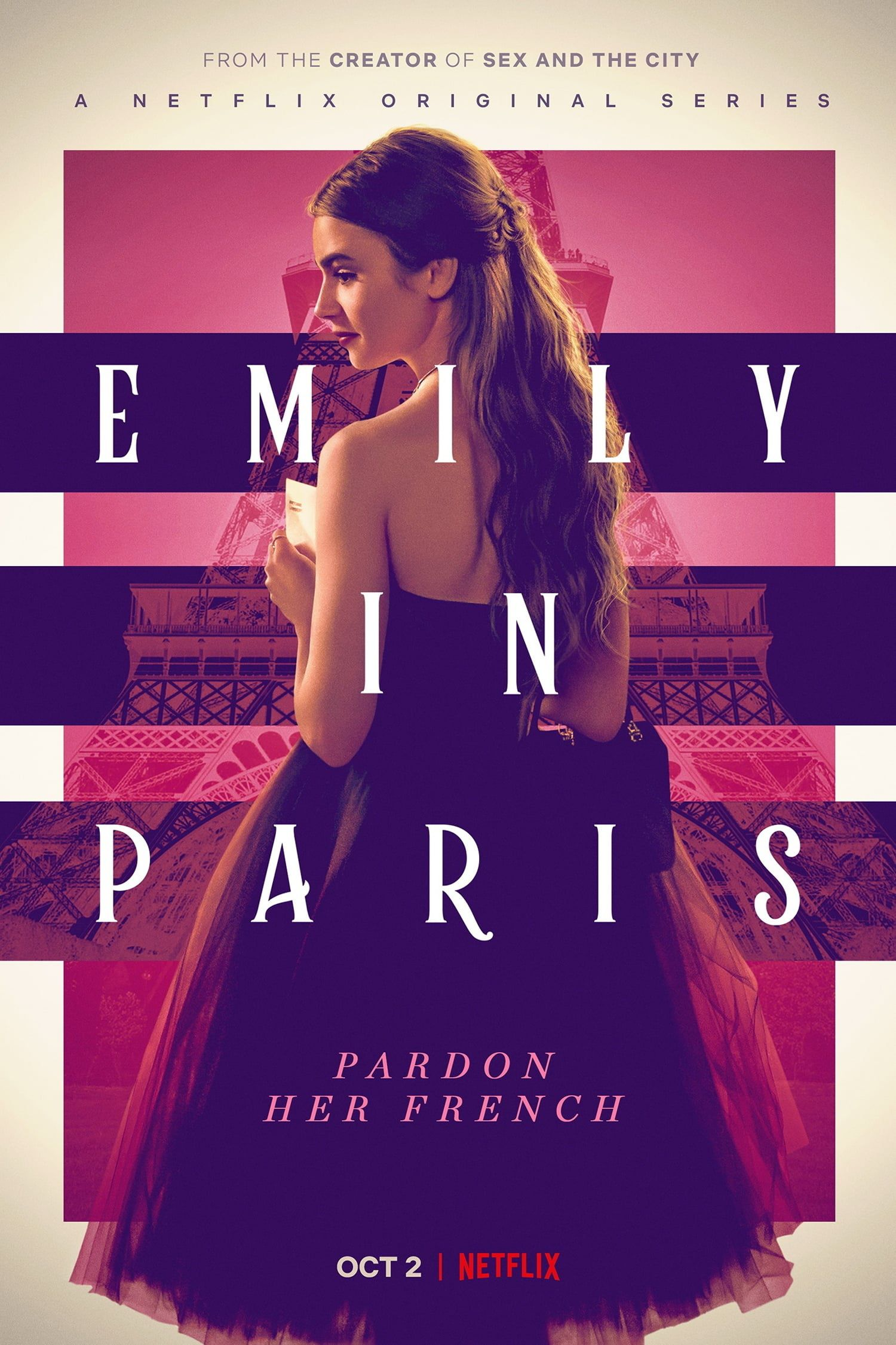Film Emily in Paris - Série (2020)