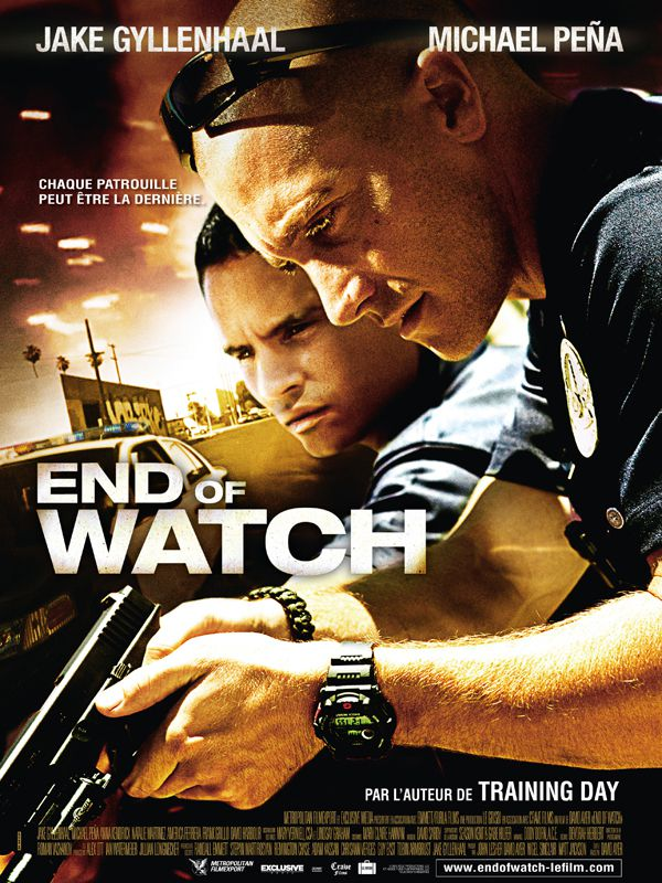 End of Watch - Film (2012) streaming VF gratuit complet
