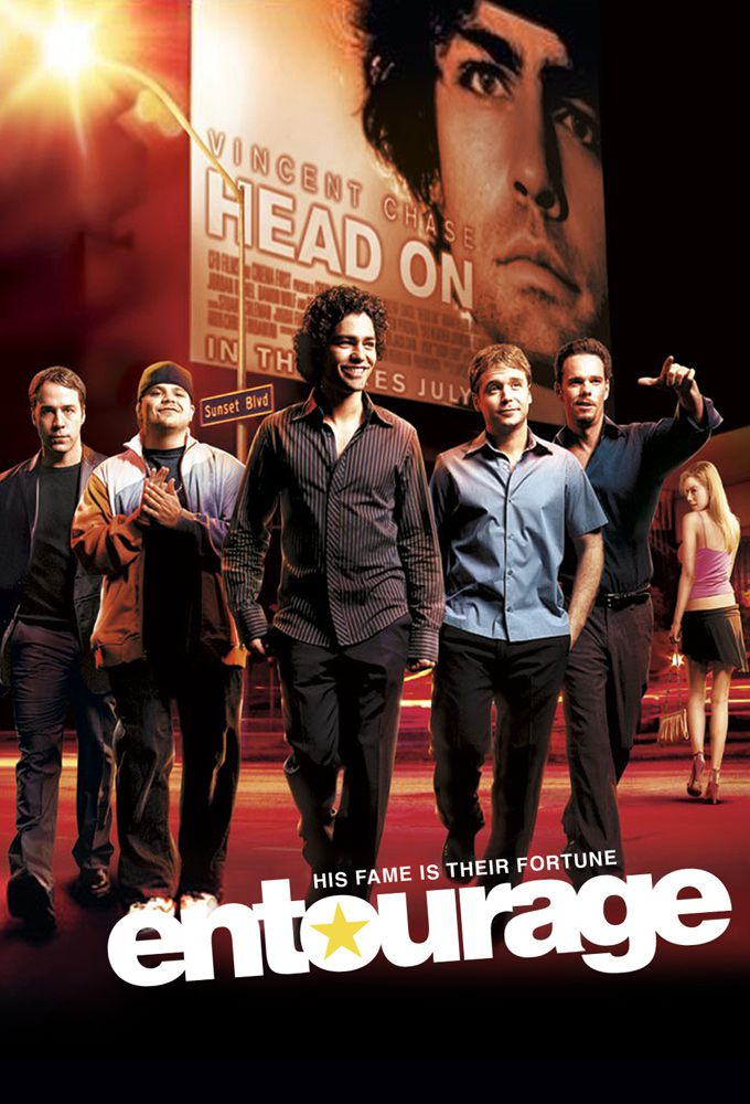Entourage - Série (2004) streaming VF gratuit complet