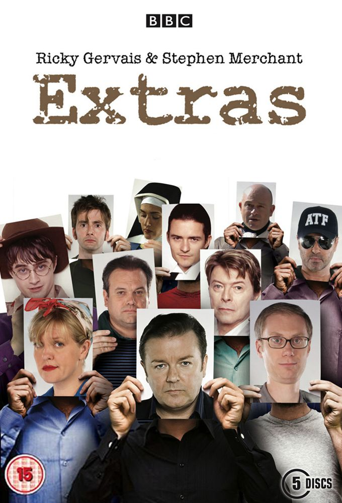 Extras - Série (2005) streaming VF gratuit complet