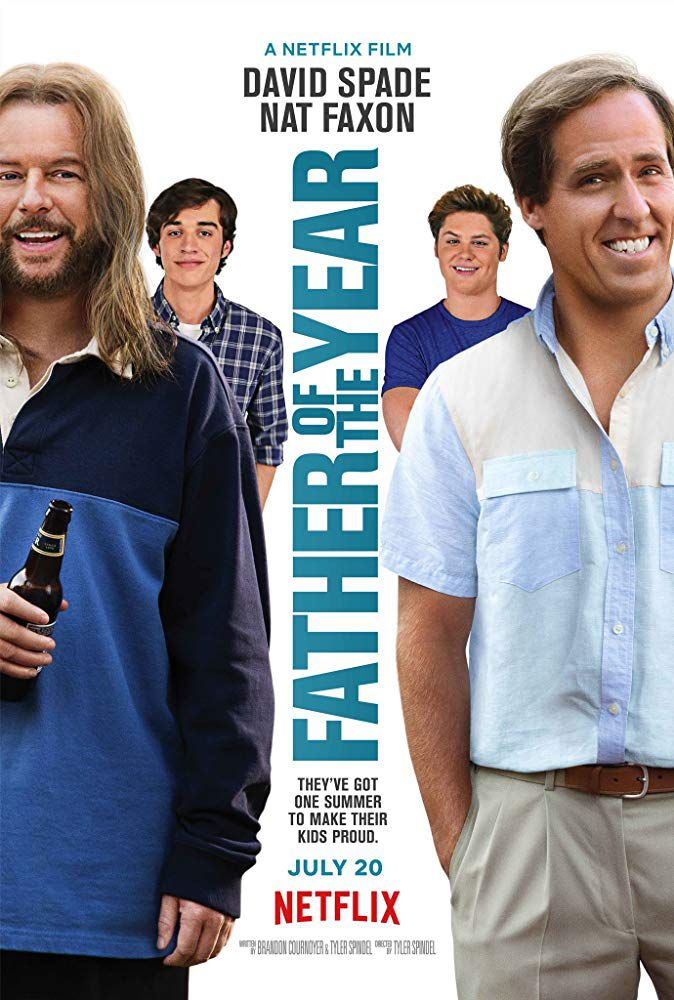 Father of the Year - Film (2018) streaming VF gratuit complet
