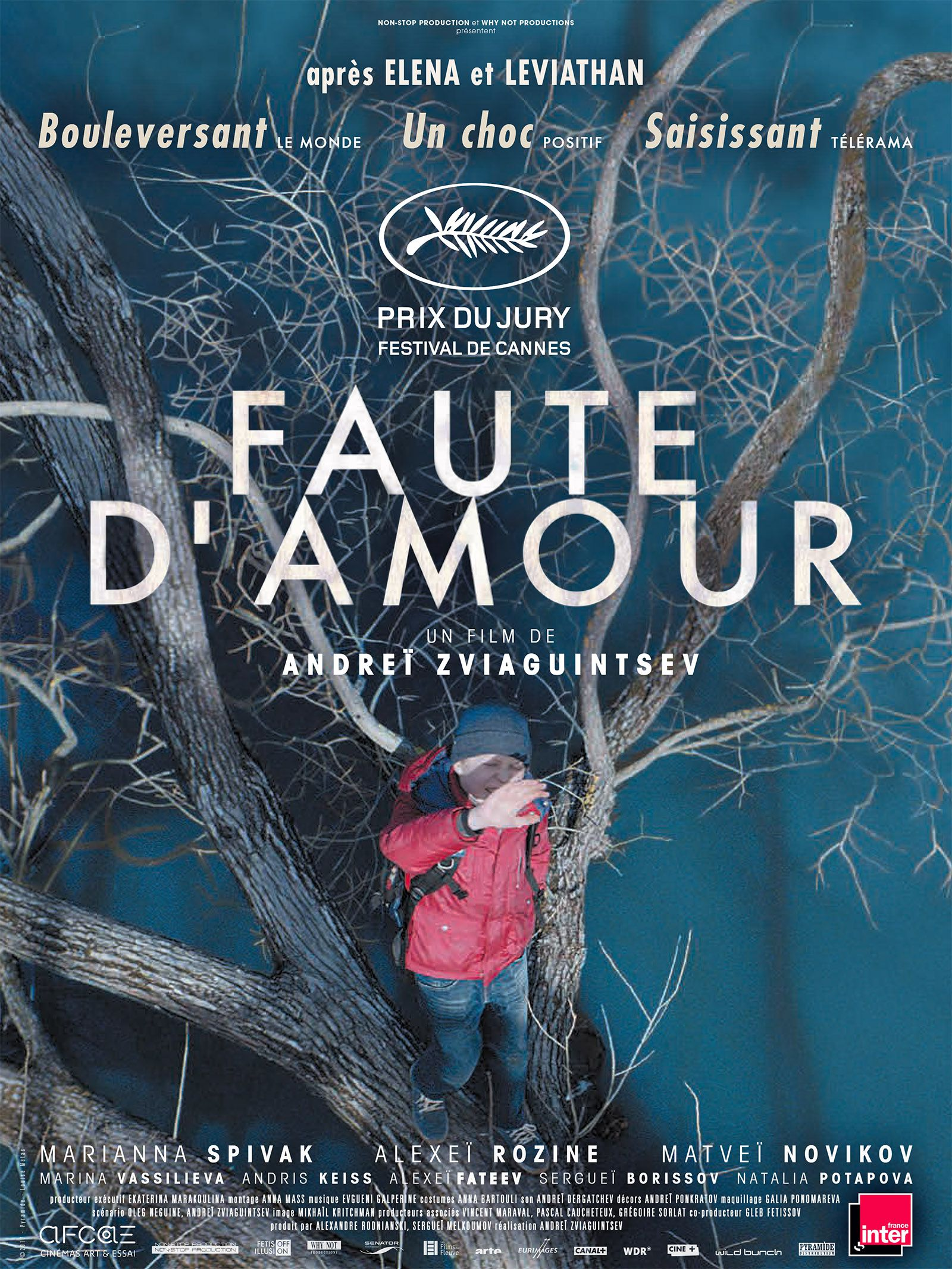Faute d'amour - Film (2017) streaming VF gratuit complet