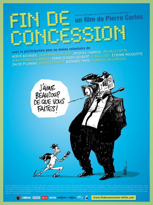 Fin de concession - Documentaire (2010) streaming VF gratuit complet