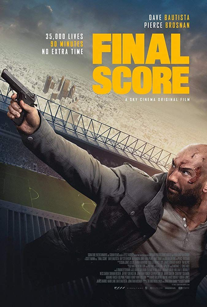 Final Score - Film (2018) streaming VF gratuit complet