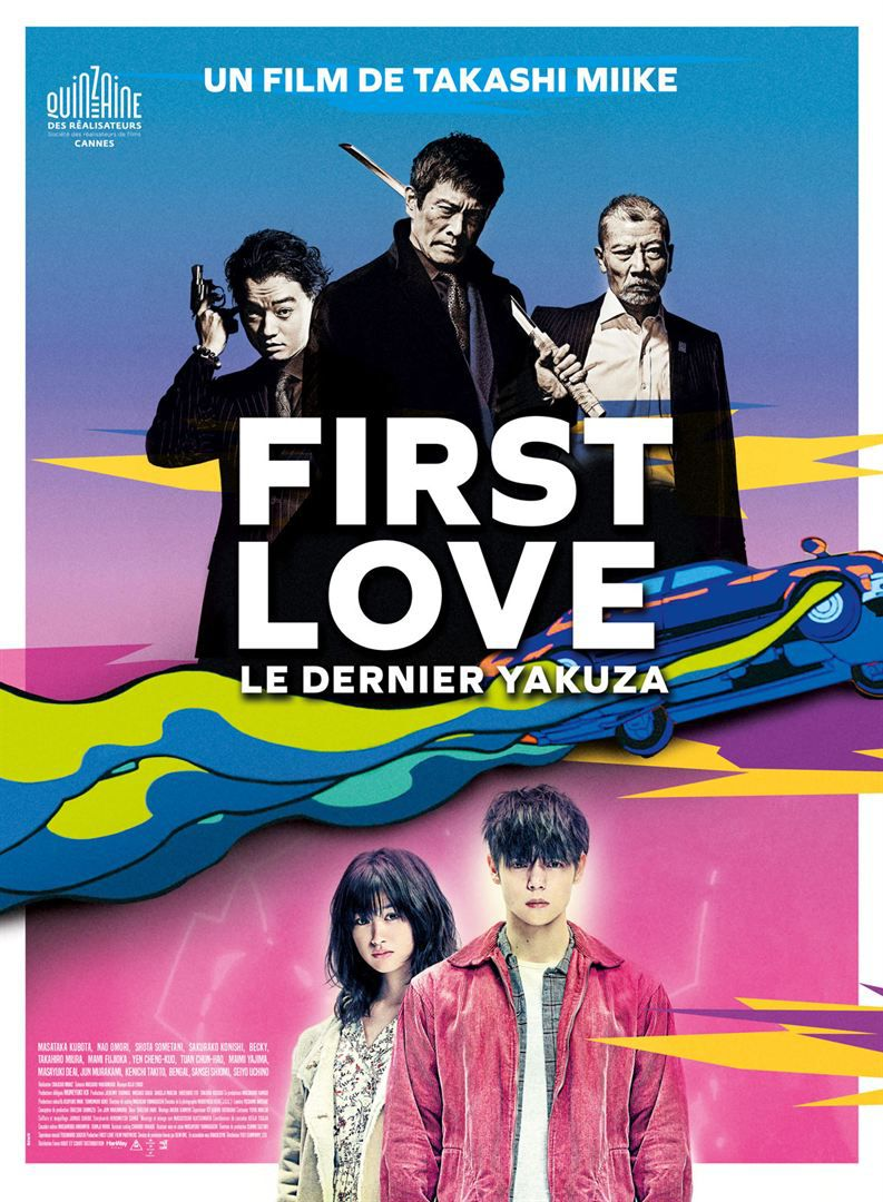 First Love, le dernier Yakuza - Film (2020) streaming VF gratuit complet