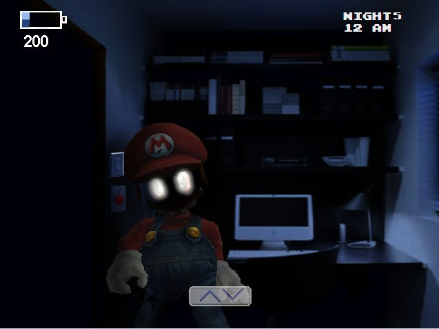 Five Nights at Wario's (2015)  - Jeu vidéo streaming VF gratuit complet