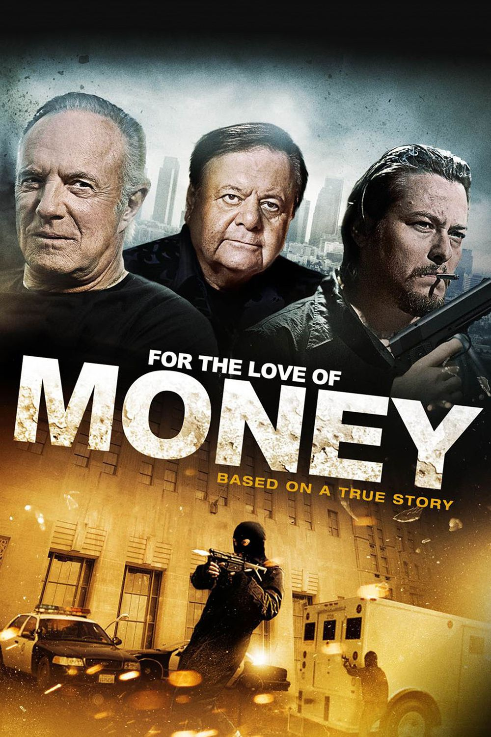 For the Love of Money - Film (2012) streaming VF gratuit complet