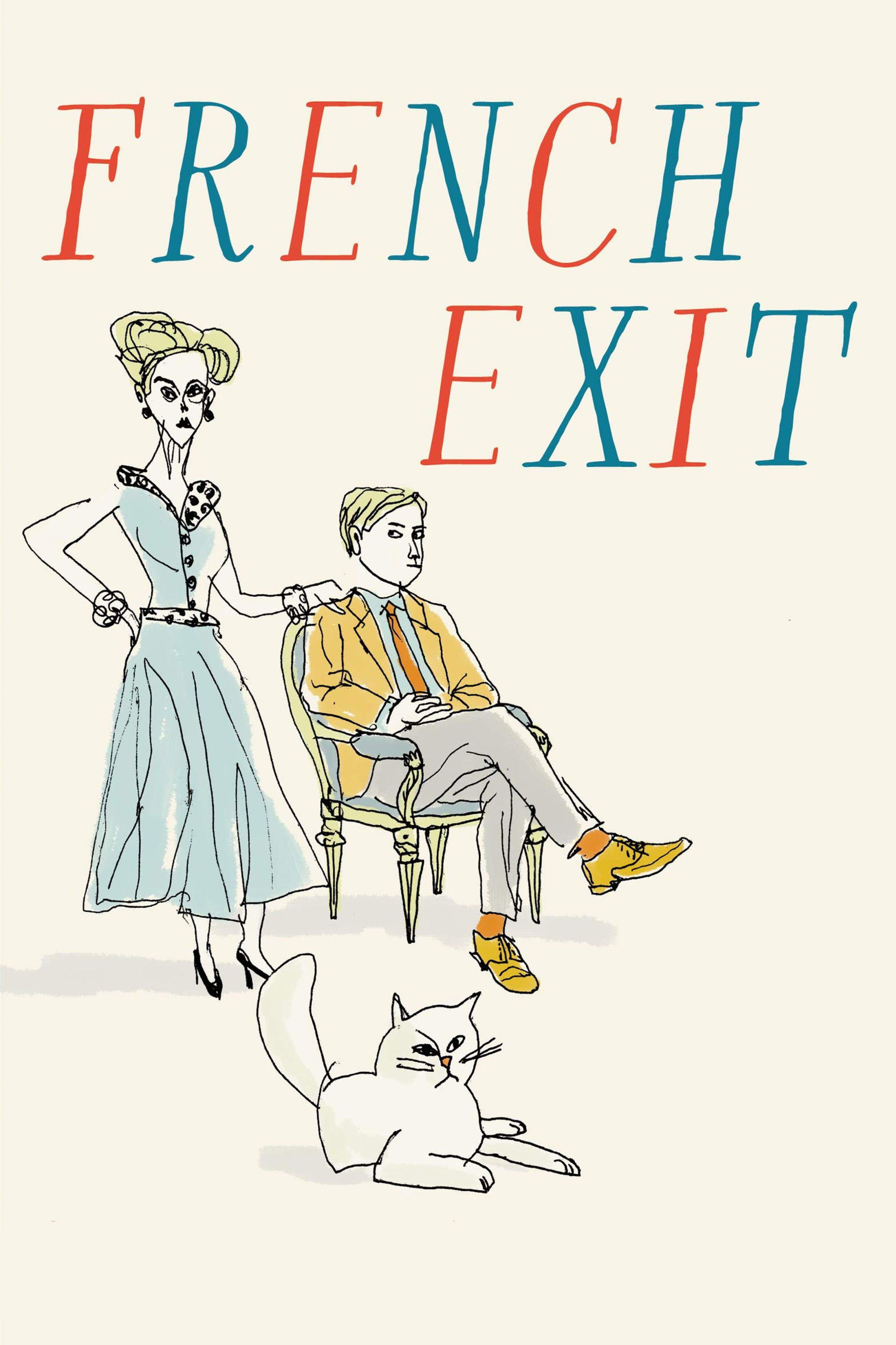 Voir Film French Exit - Film (2021) streaming VF gratuit complet