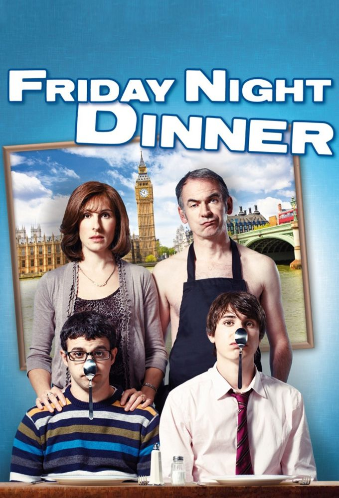 Friday Night Dinner - Série (2011) streaming VF gratuit complet