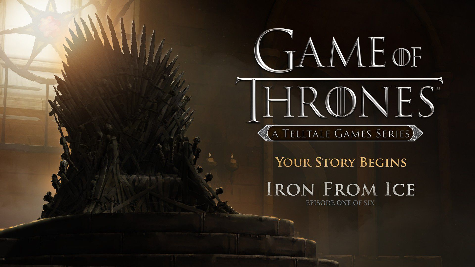 Game of Thrones : Episode 1 - Iron from Ice (2014)  - Jeu vidéo streaming VF gratuit complet