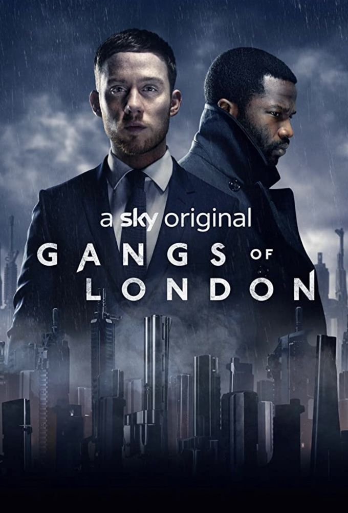 Gangs of London - Série (2020) streaming VF gratuit complet