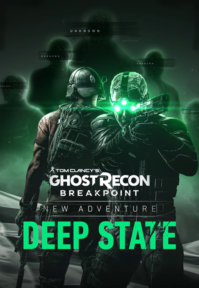 Voir Film Ghost Recon Breakpoint : Deep State (2020)  - Jeu vidéo streaming VF gratuit complet