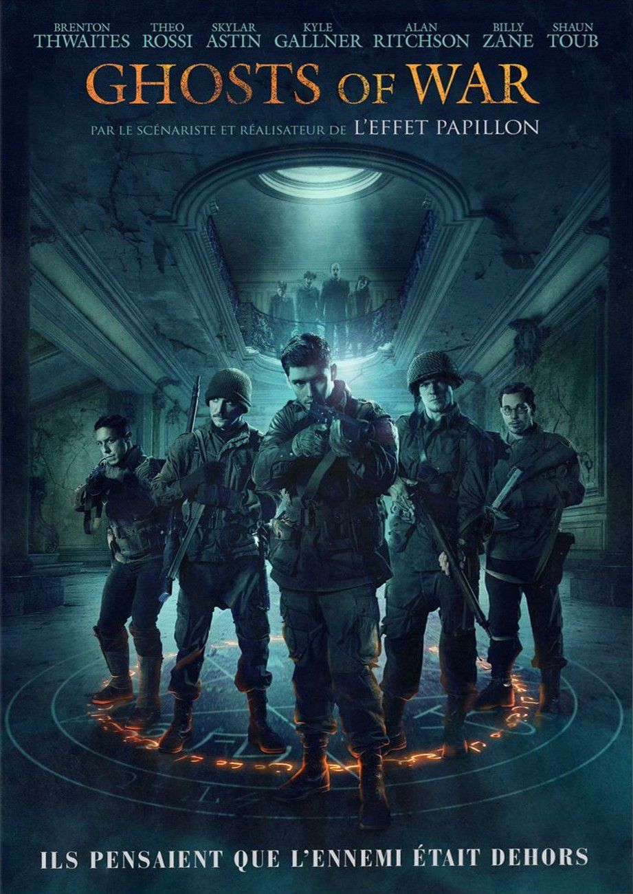 Ghosts of War - Film (2021) streaming VF gratuit complet
