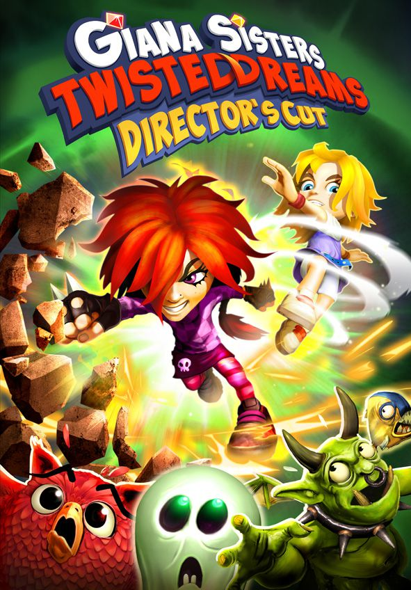 Giana Sisters: Twisted Dreams Director's Cut (2014)  - Jeu vidéo streaming VF gratuit complet