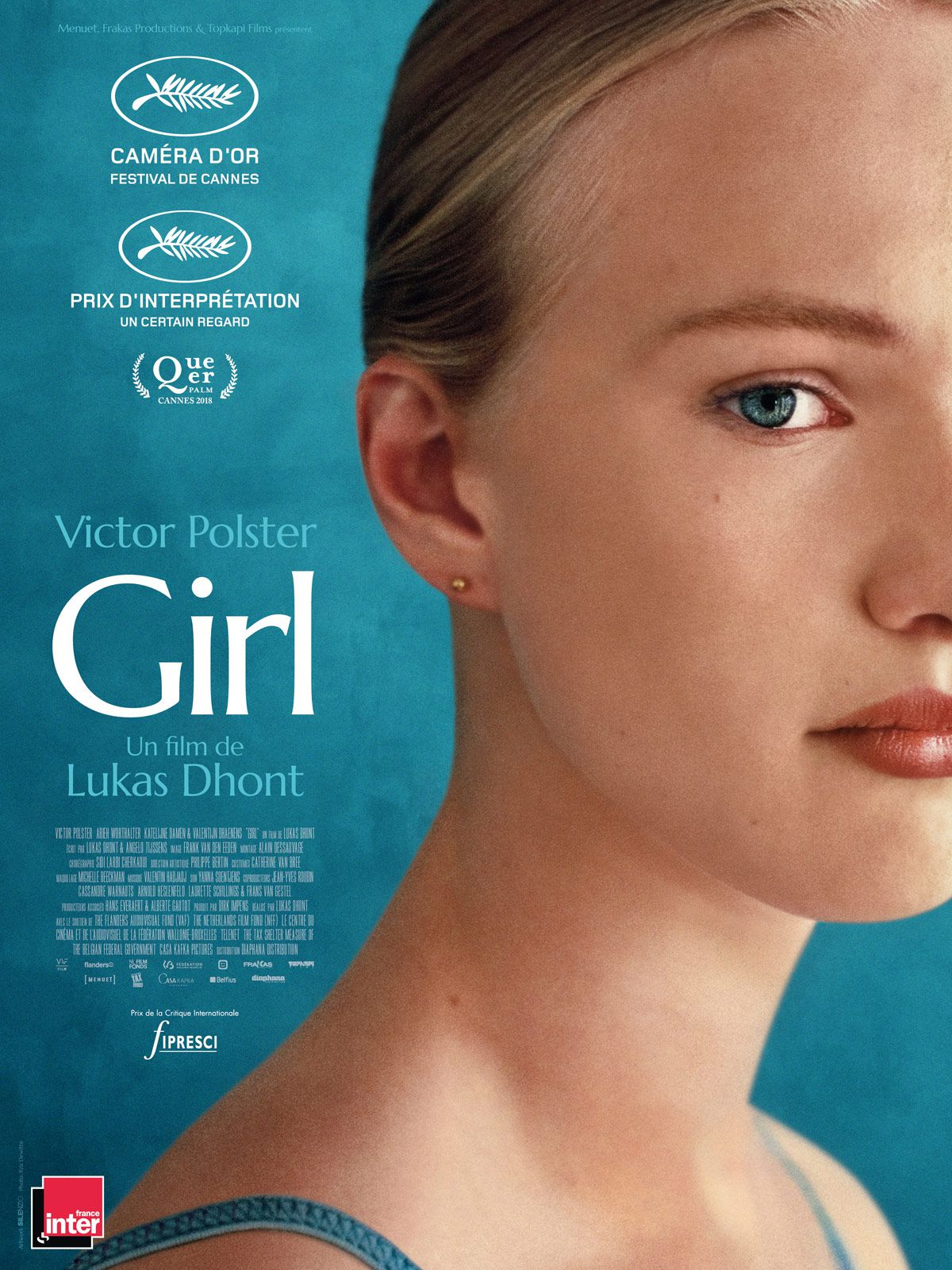 Girl - Film (2018) streaming VF gratuit complet
