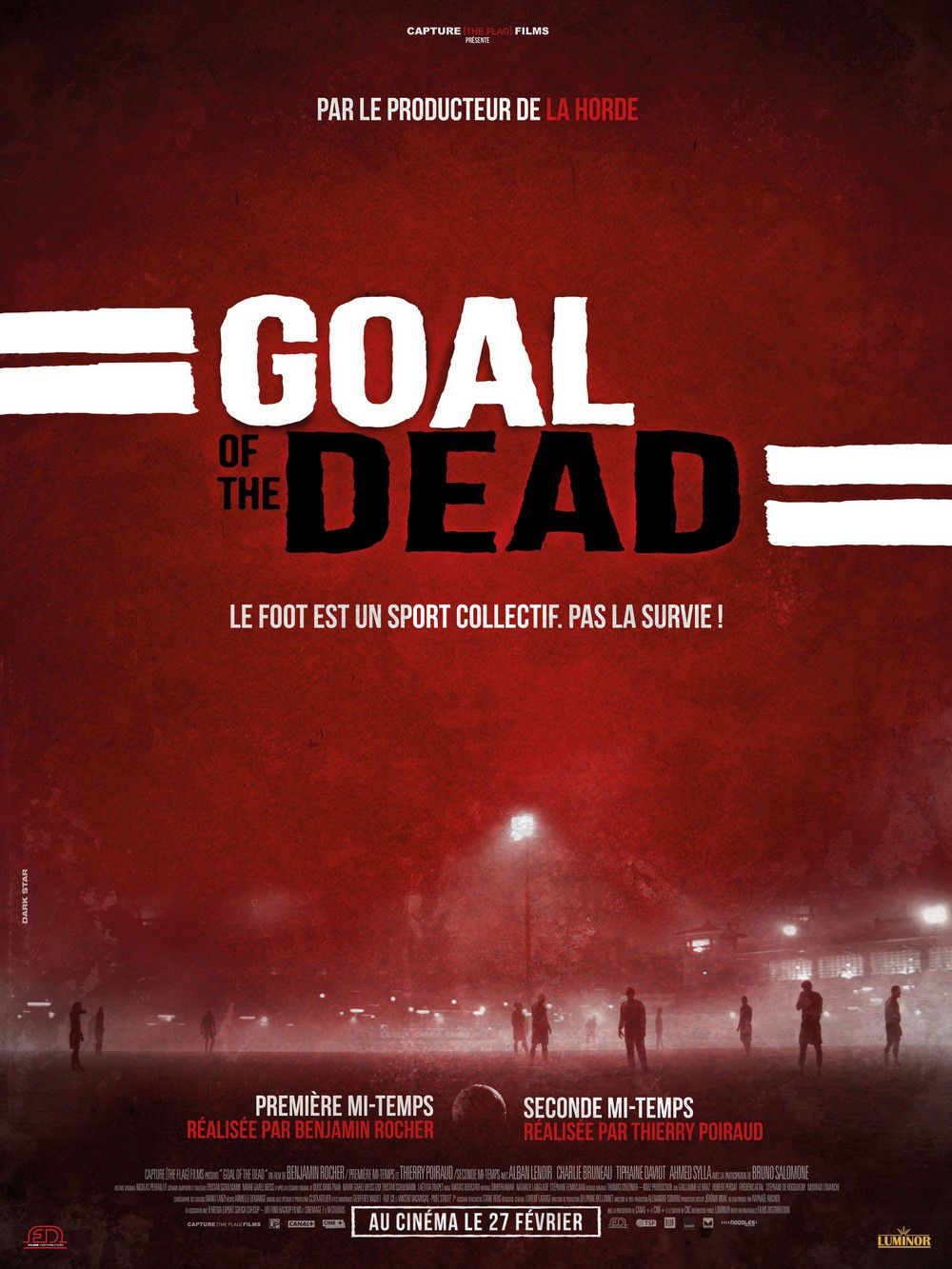 Goal of the Dead - Film (2014) streaming VF gratuit complet