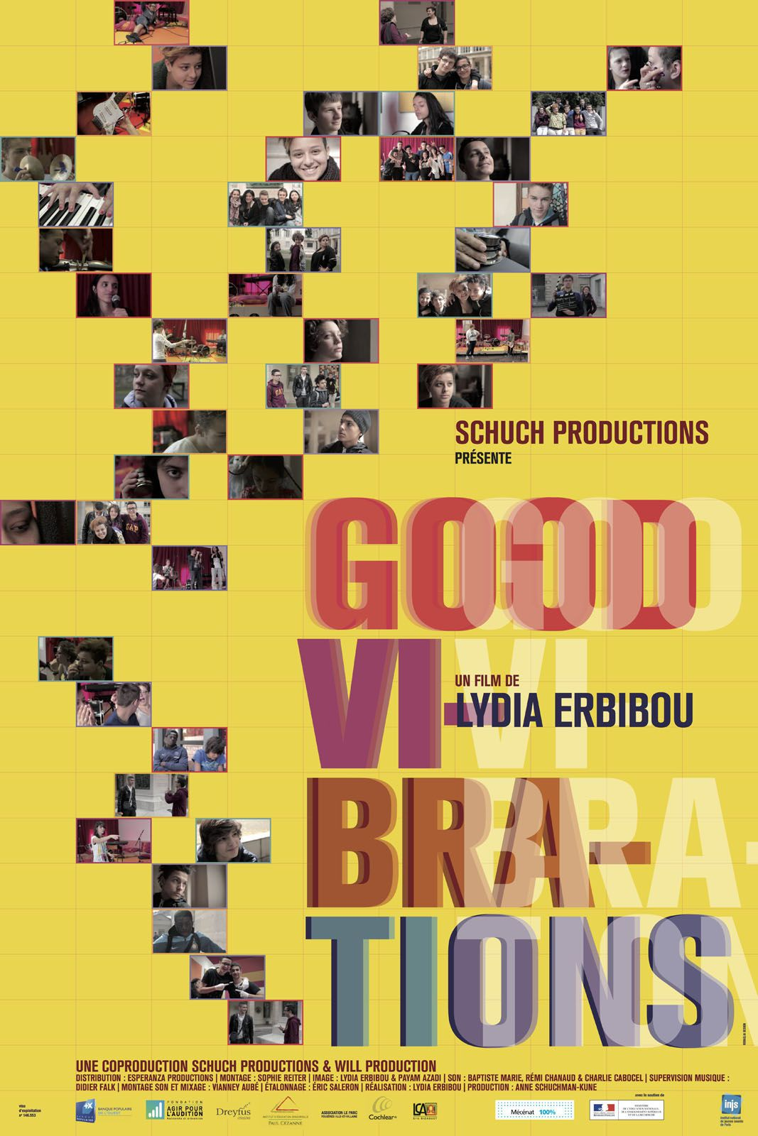 Film Good Vibrations - Documentaire (2017)