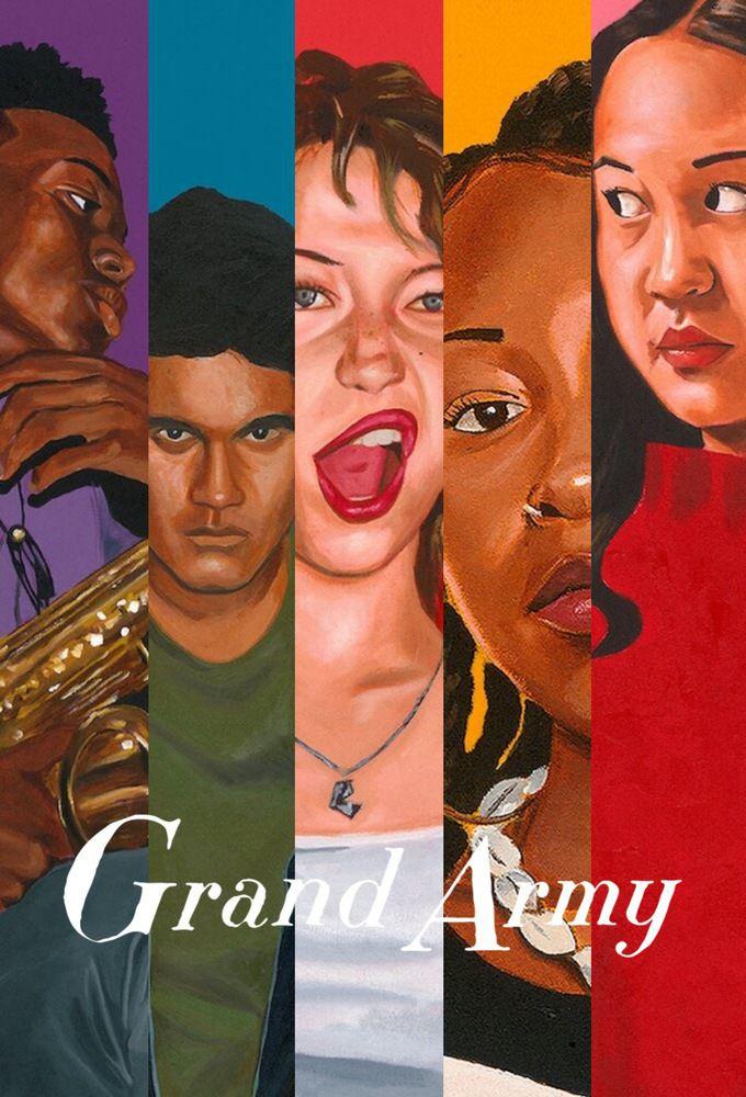 Grand Army - Série (2020)