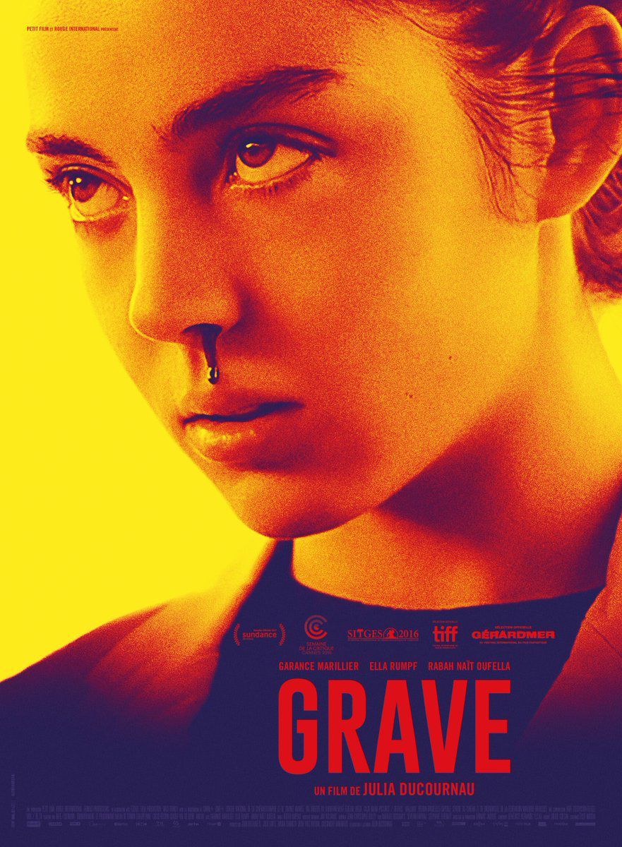 Grave - Film (2017) streaming VF gratuit complet