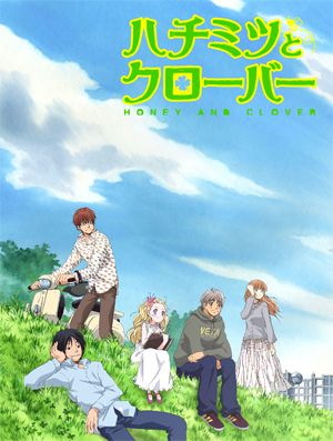 Honey and Clover - Anime (2005) streaming VF gratuit complet