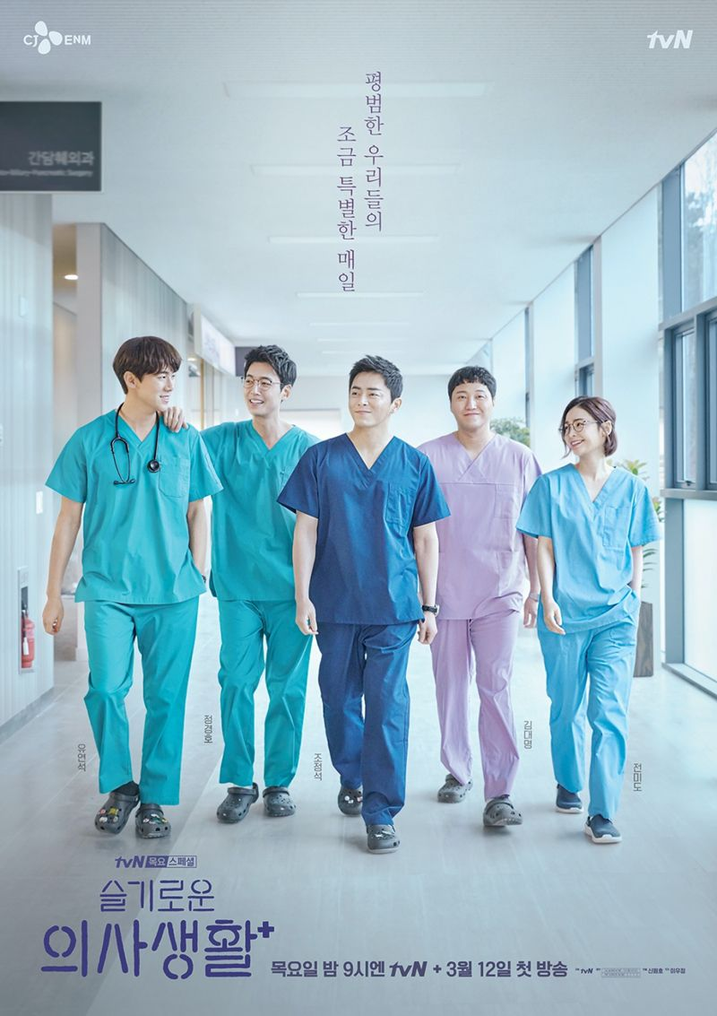 Hospital Playlist - Drama (2020) streaming VF gratuit complet