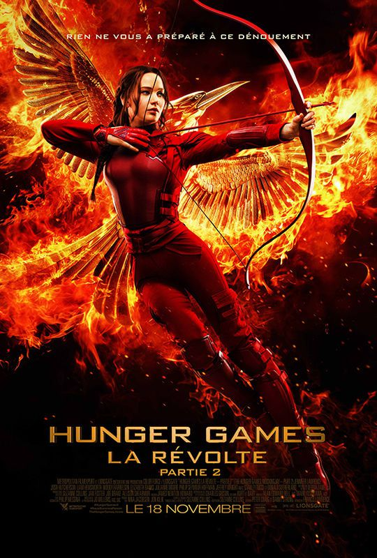 Hunger Games : La Révolte, partie 2 - Film (2015) streaming VF gratuit complet