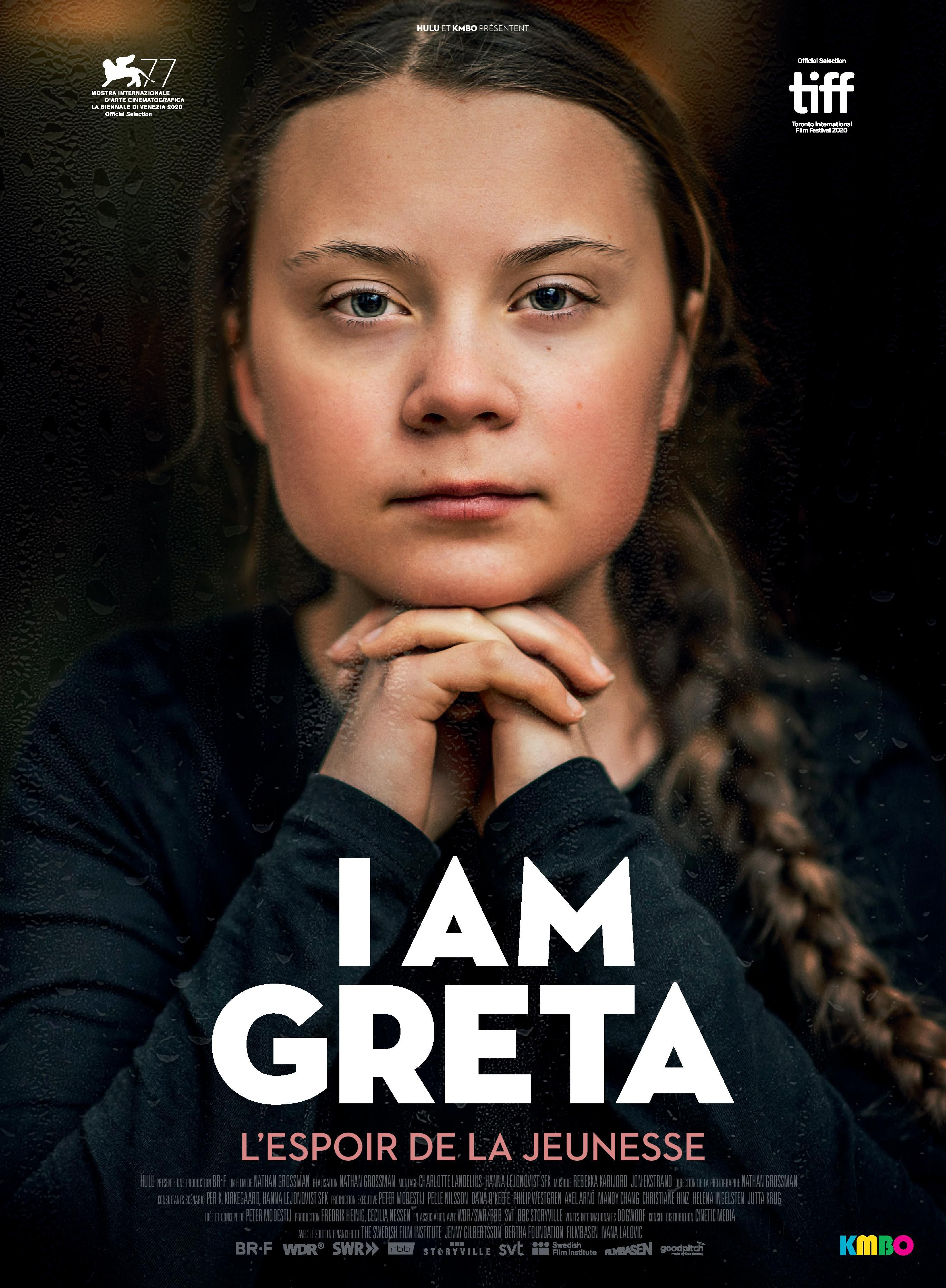 I Am Greta - Documentaire (2021) streaming VF gratuit complet