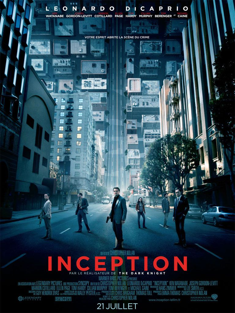 Inception - Film (2010) streaming VF gratuit complet