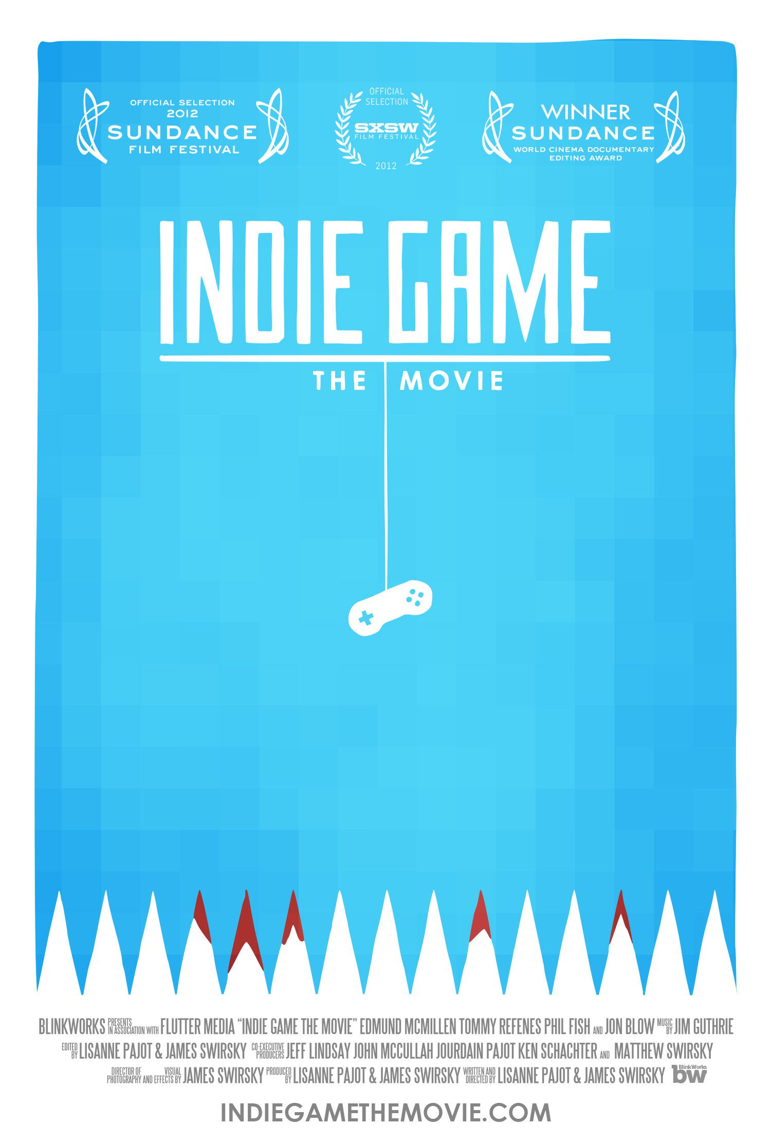 Indie Game : The Movie - Documentaire (2012) streaming VF gratuit complet