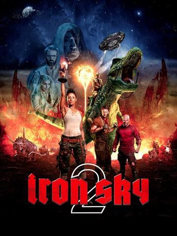 Iron Sky 2 - Film (2019) streaming VF gratuit complet