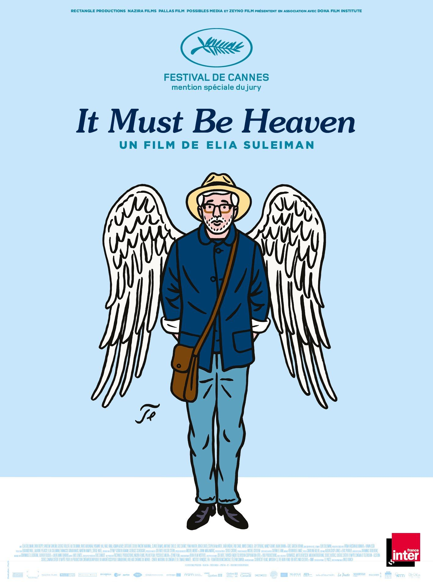 It Must Be Heaven - Film (2019) streaming VF gratuit complet