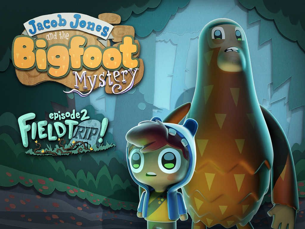 Jacob Jones and the Bigfoot Mystery - Episode 2 (2014)  - Jeu vidéo streaming VF gratuit complet