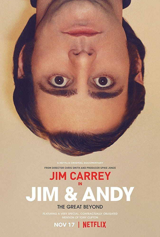 Jim et Andy - Documentaire (2017) streaming VF gratuit complet