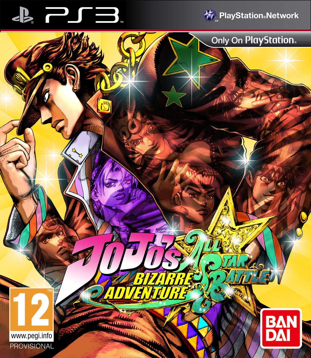 JoJo's Bizarre Adventure : All Star Battle (2013)  - Jeu vidéo streaming VF gratuit complet