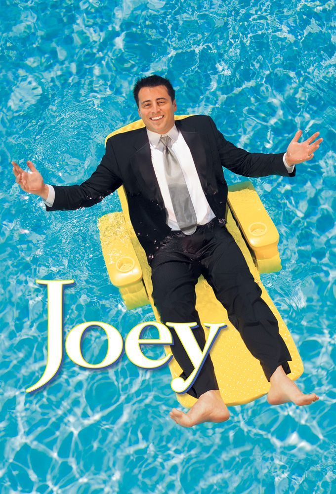 Joey - Série (2004) streaming VF gratuit complet