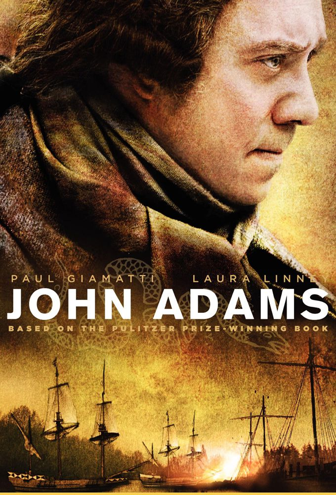 John Adams - Série (2008) streaming VF gratuit complet