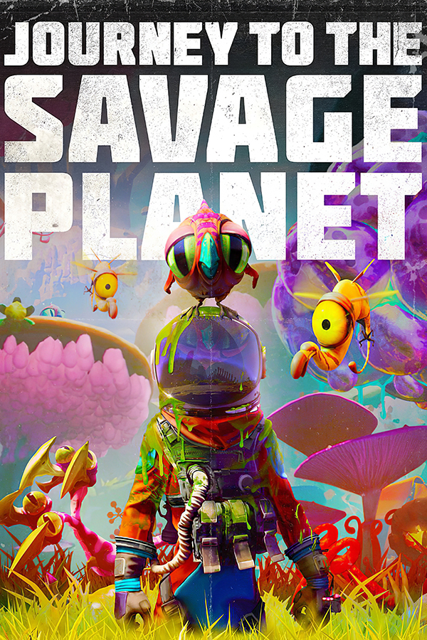 Journey to the Savage Planet (2020)  - Jeu vidéo streaming VF gratuit complet