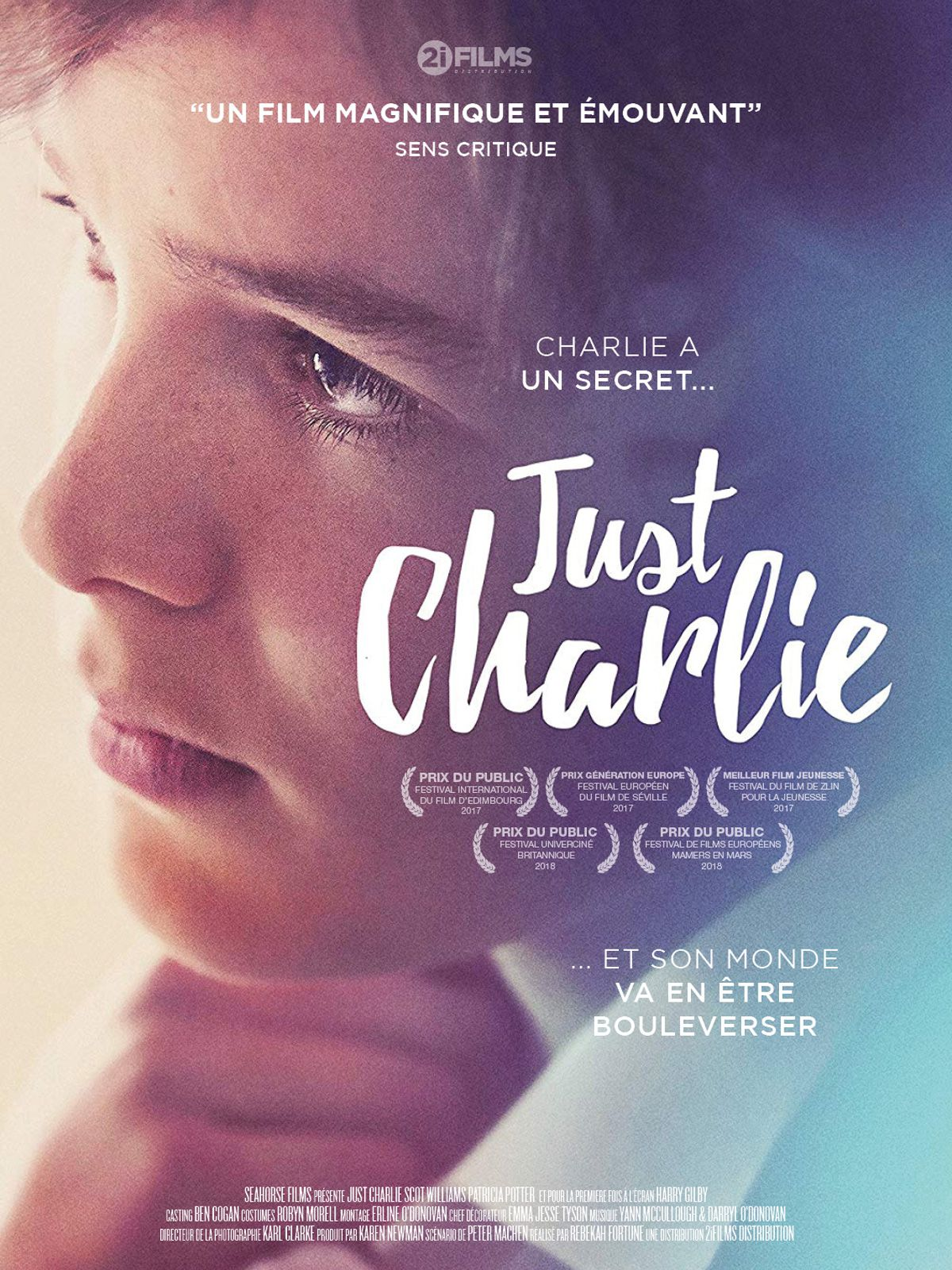 Just Charlie - Film (2019) streaming VF gratuit complet